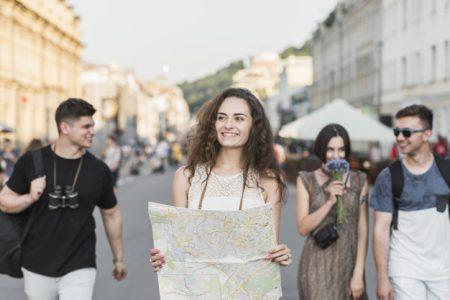 ACCOMPAGNATEUR(TRICE) DE TOURISME