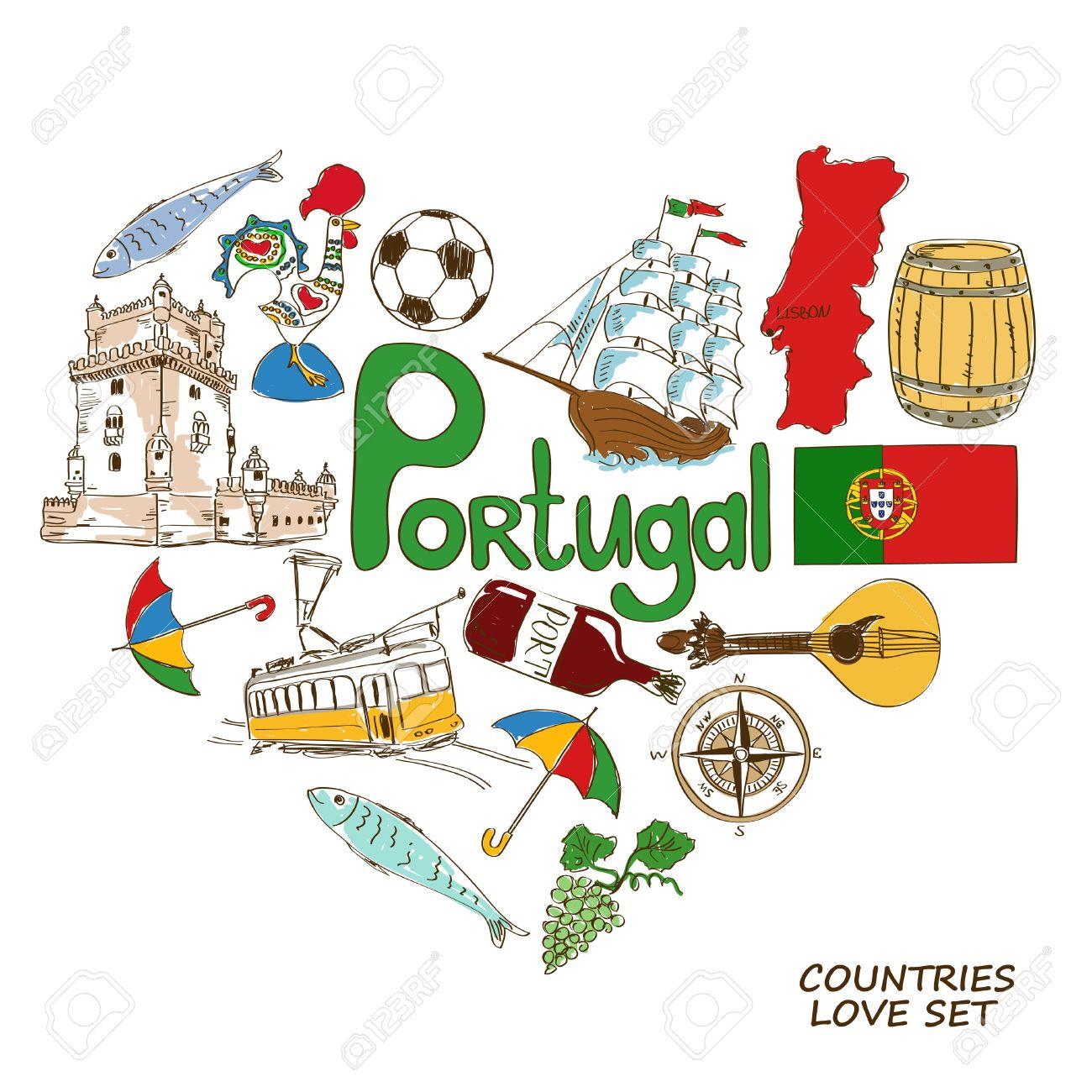 Portugais coeur